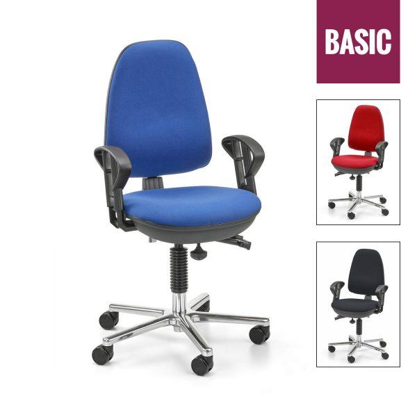 Drehstuhl DS100 AL ECON Basic